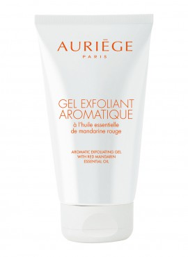 Gel exfoliant aromatique
